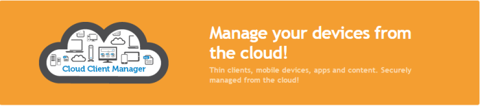CloudClientManager