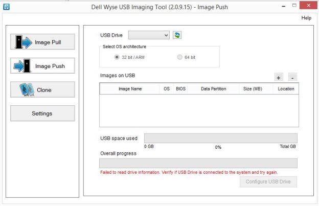 Wyse USB Firmware Tool | VDI Toolbox